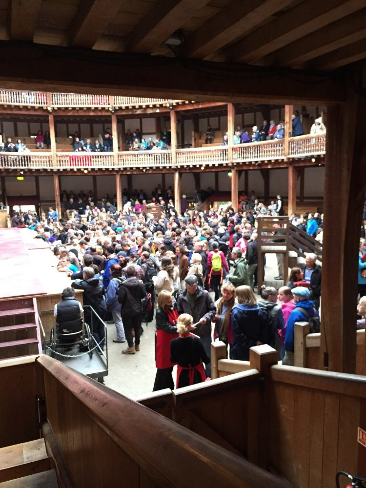 King John at the Globe is a huge success