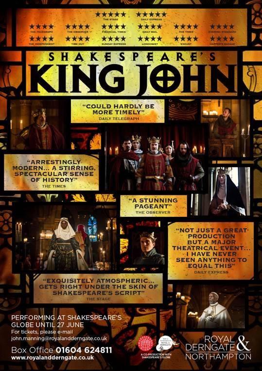 King John Dernegate
